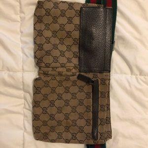 Gucci waist purse